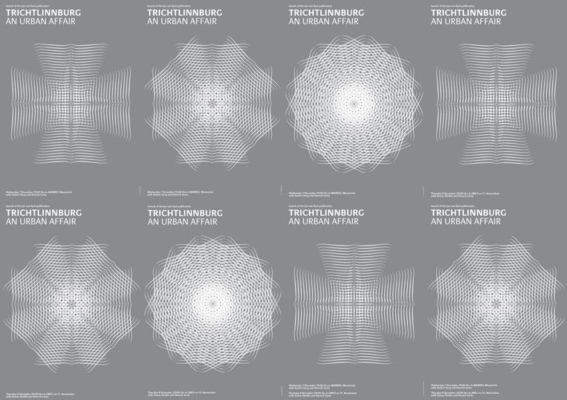 Cobbenhagen Hendriksen - Trichtlinnburg - Jan van Eyck Academy [posters]