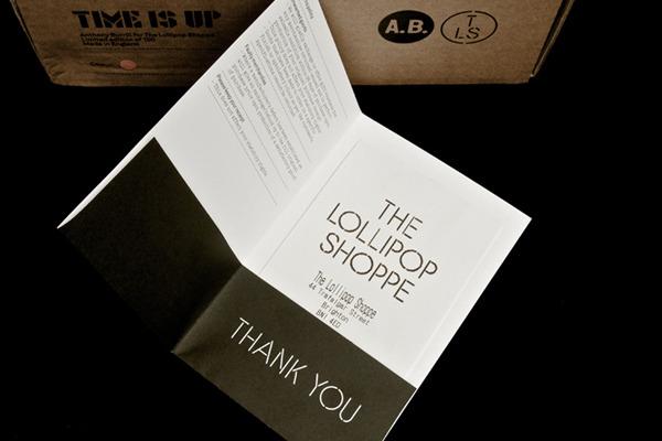 Logo & Branding: The Lollipop Shoppe « BP&O – Logo, Branding, Packaging & Opinion by Richard Baird
