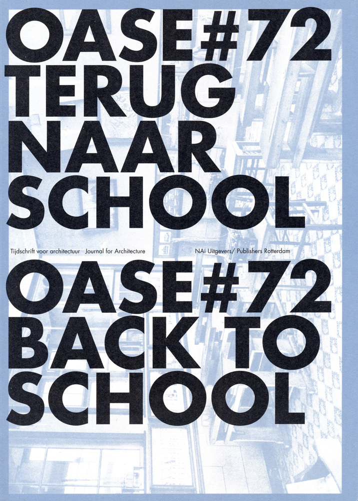 OASE 72 Back to School