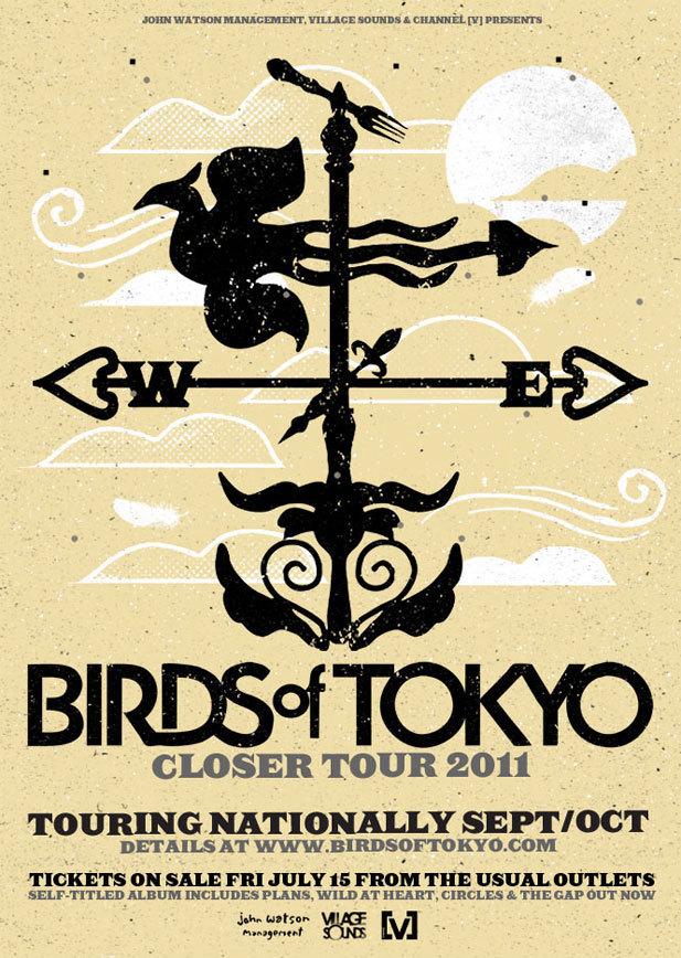 Birds Of Tokyo Closer - WBYK