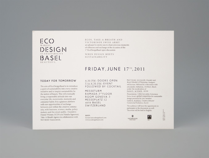 NEO NEO | Graphic Design | Eco Design Basel