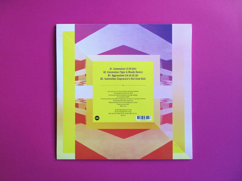 Warp Records – Justin Blyth