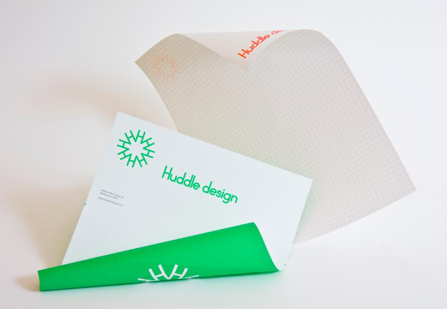Huddle design : A Friend Of Mine