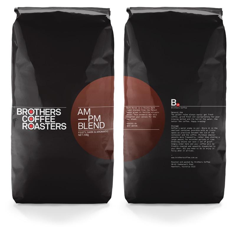 Brothers Coffee » Studio Verse