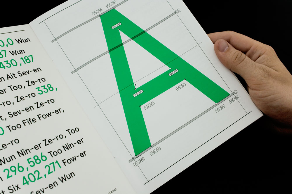 FormFiftyFive – Design inspiration from around the world » Blog Archive » Colophon: Aperçu Specimen