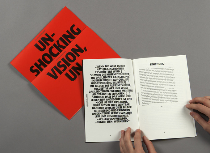 Un-Shocking Vision | Isabelle Vaverka