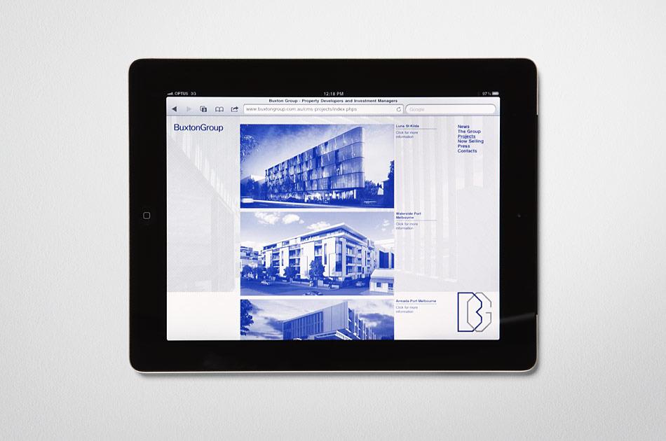 News/Recent - Fabio Ongarato Design | Buxton Group Identity