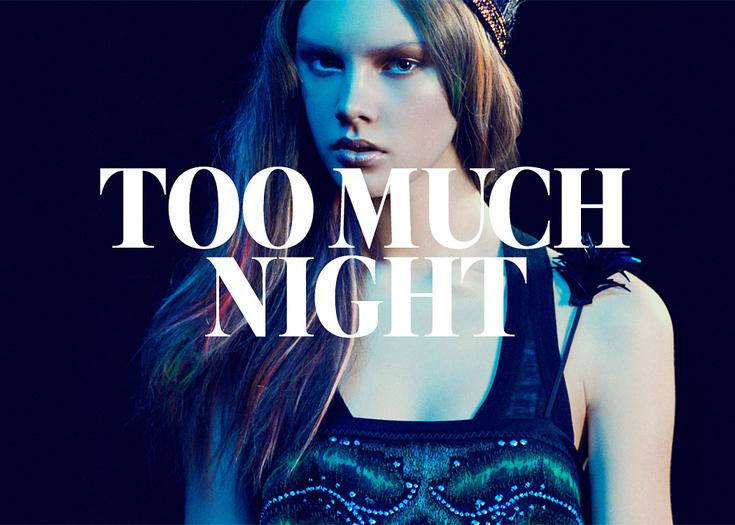 Tsto | Too Much Night