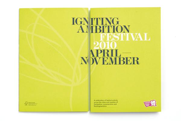 Studio Output™ / Igniting Ambition Festival 2010