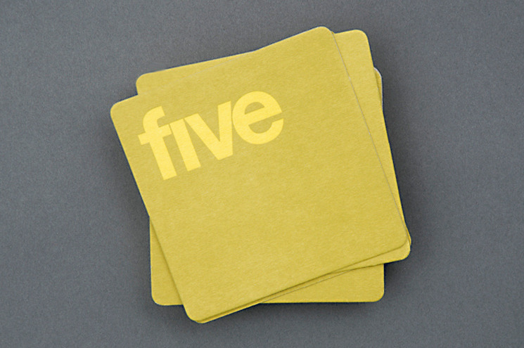 Spin — Five