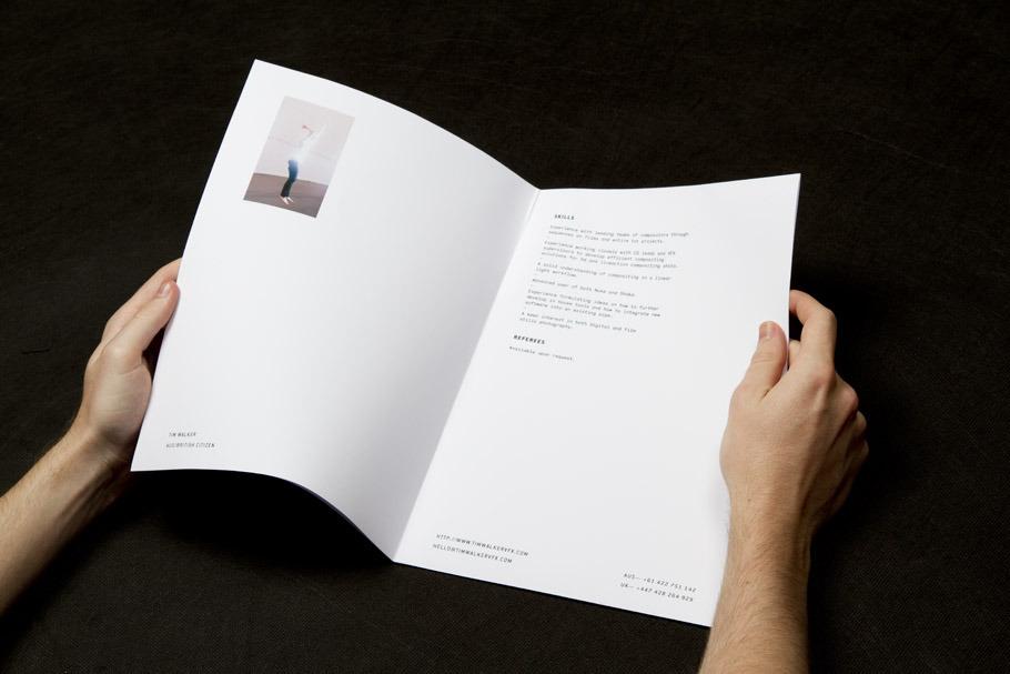 Portfolio of Luke Robertson | Tim Walker
