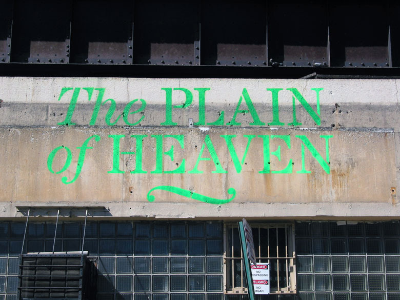 Project Projects — The Plain of Heaven
