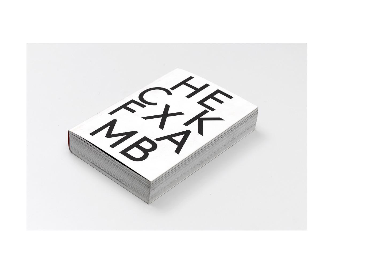 Alex Hanimann, Textarbeiten