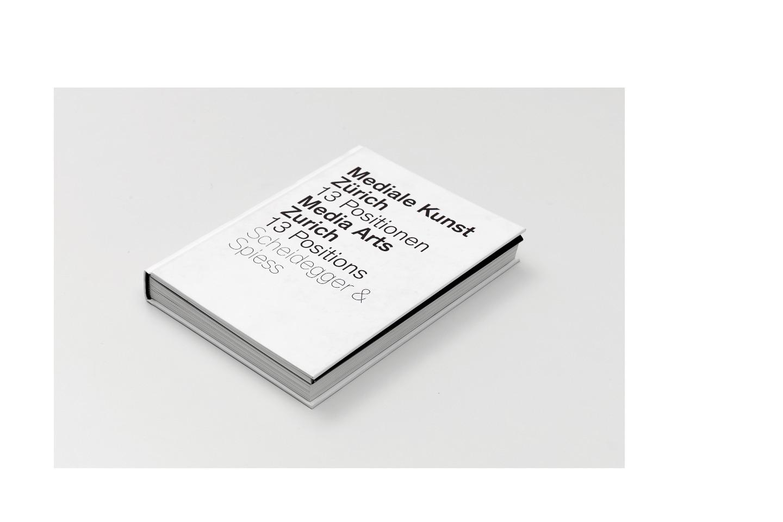 Mediale Kunst Zürich, 13 Positionen