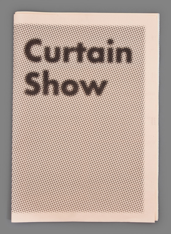 Curtain Show : James Langdon