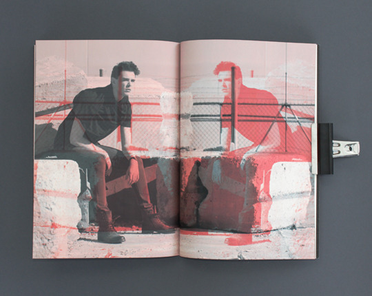 South Magazine, Peter Borg's Portfolio