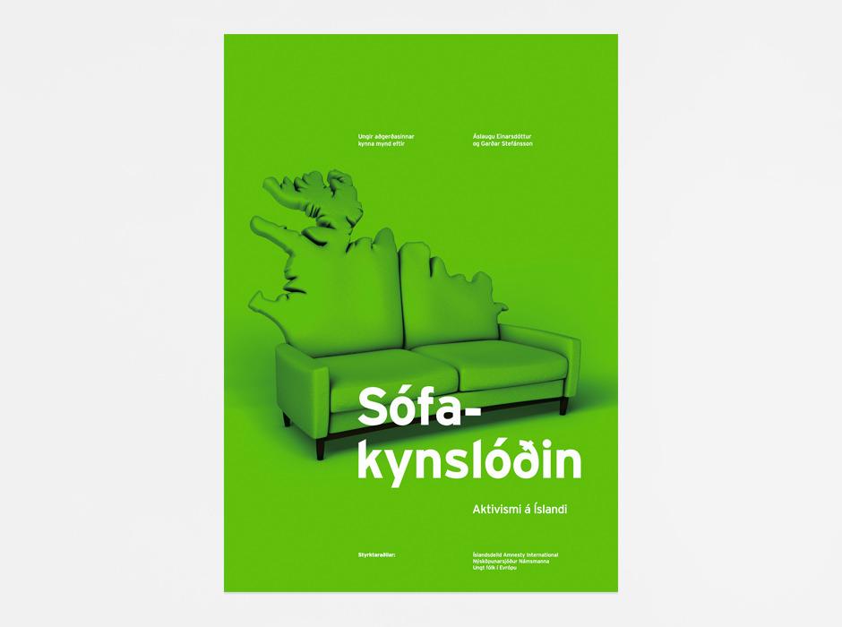 Work of Ragnar Freyr / Graphic Design / Reykjavík, Iceland
