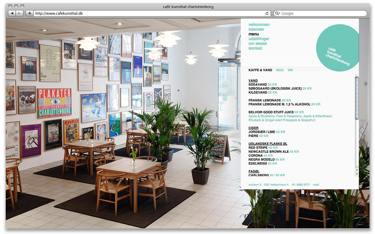 Café Kunsthal Charlottenborg | Re-public