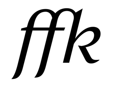 """Dribbble - Domaine Text """"ffk"""" by Kris Sowersby"""