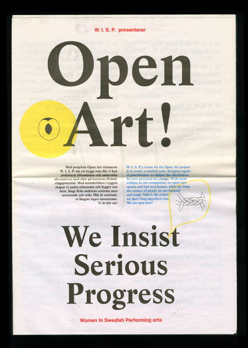 W.I.S.P – Open Art Beta