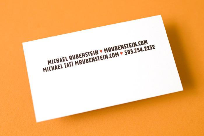 Michael Rubenstein ID - Elana Schlenker