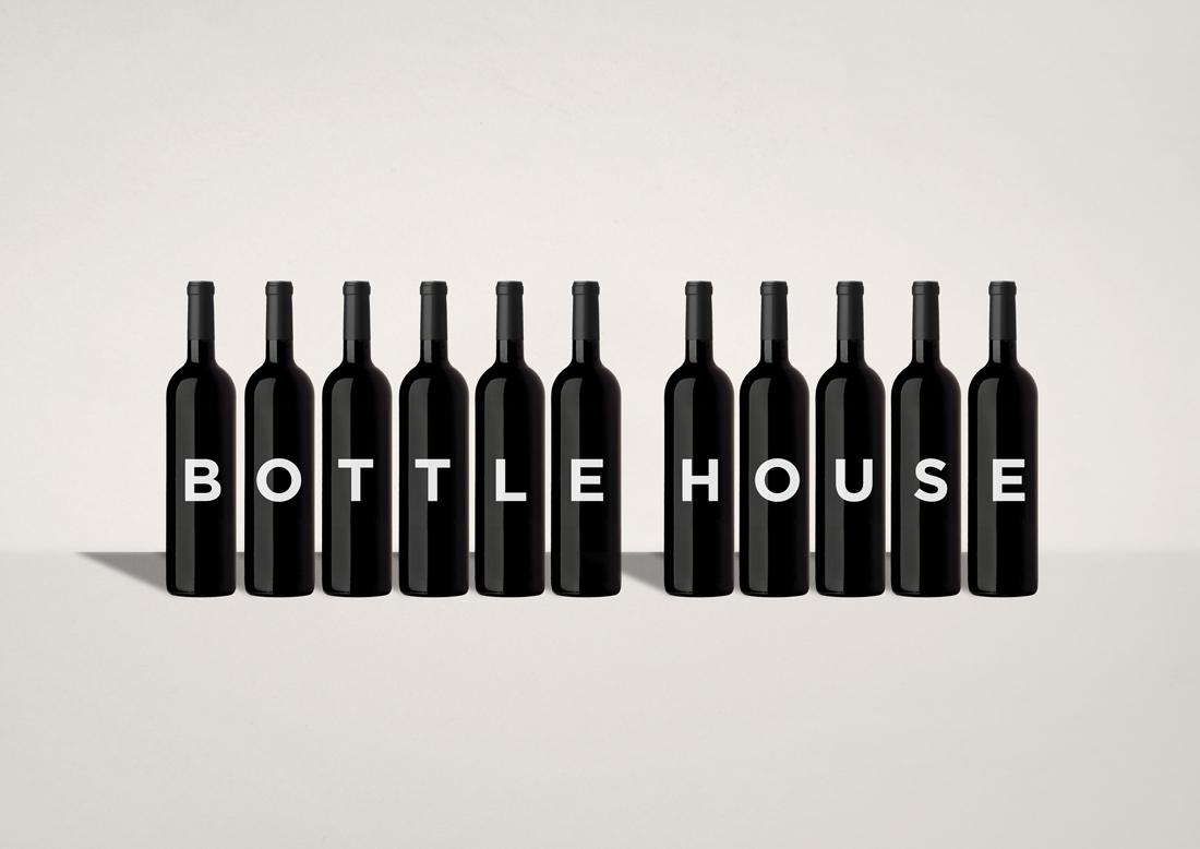 Hunt Studio — Bottle House Identity