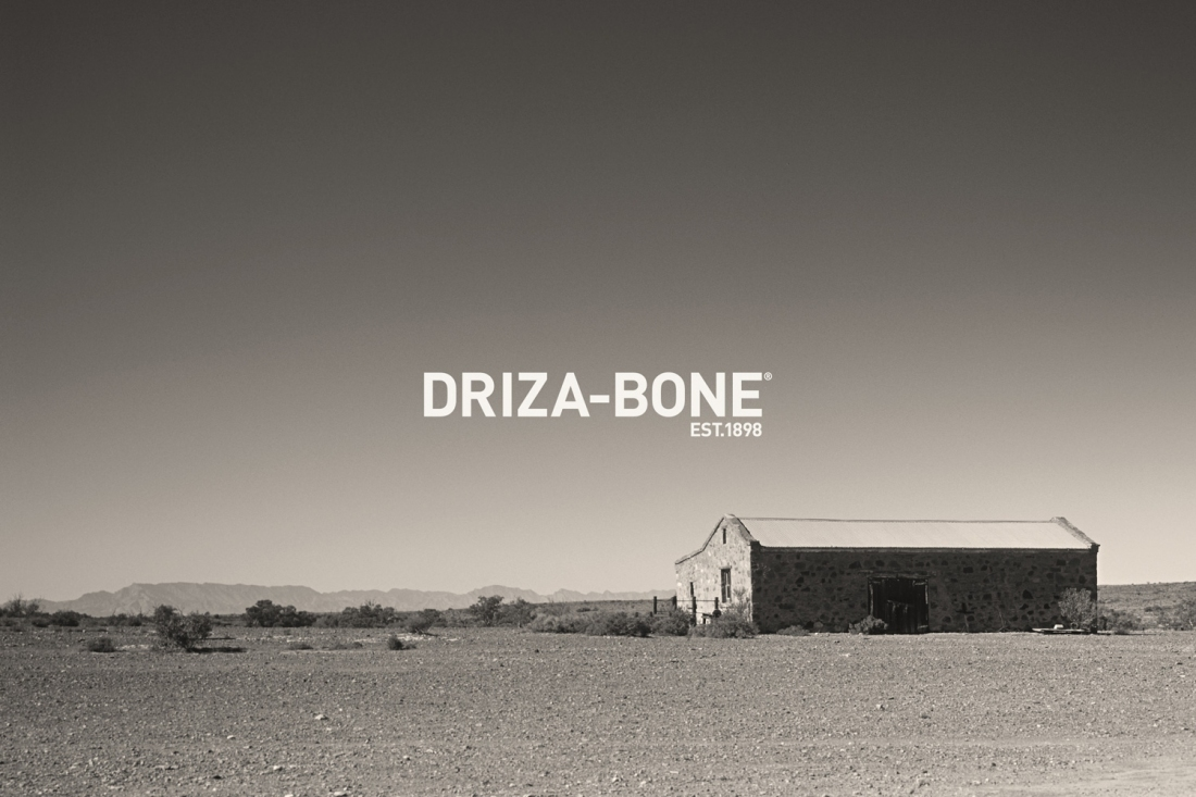 Hunt Studio — Driza–Bone Identity