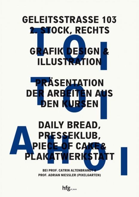 Toi Toi Ahoi – Poster   BALI