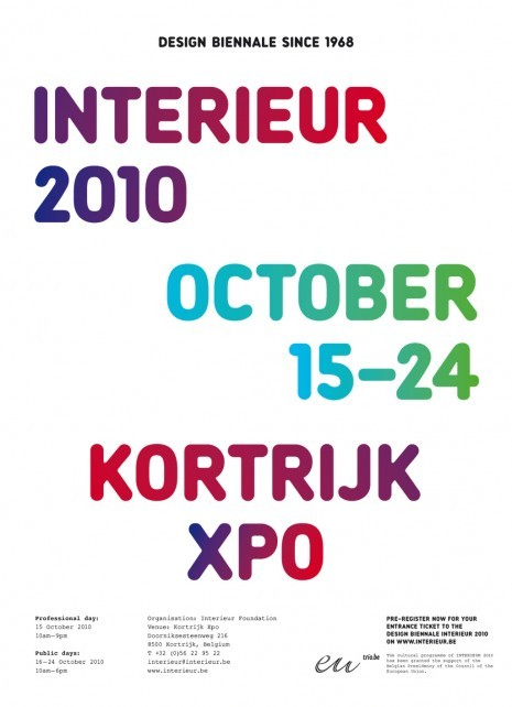 Interieur 2010 – Campaign | BALI