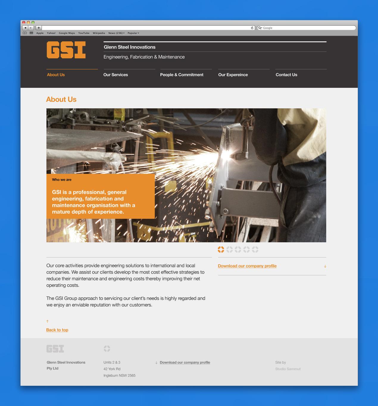 GSI - Studio Sammut