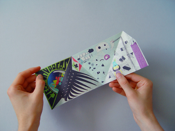 Anymade Studio: Anymade Folded Card