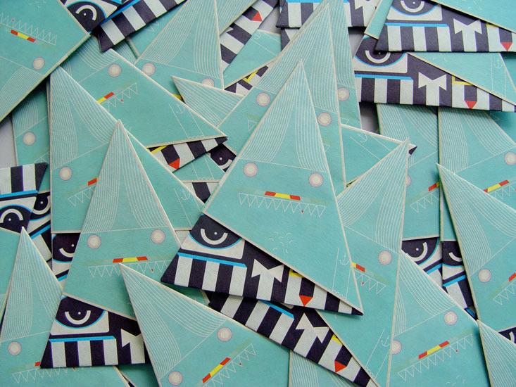 Anymade Studio: Anymade Folded Card