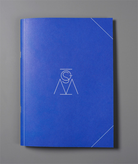 Anymade Studio: Blue Notebook