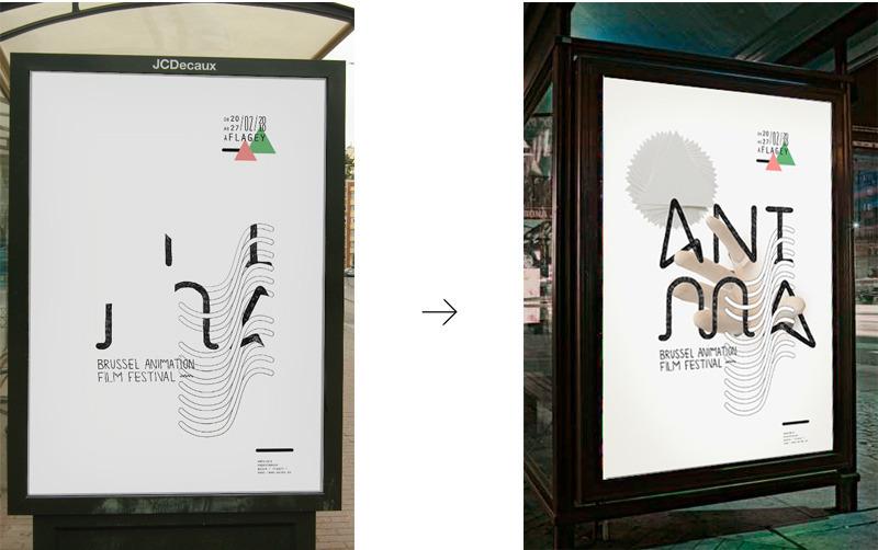 Festival ANIMA - AMELIE WAGNER • Graphic Design & more