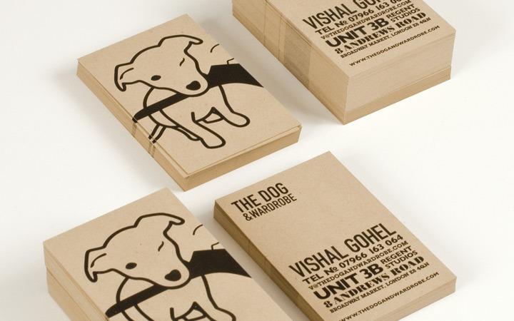 Dog & Wardrobe Brand Identity | Branch