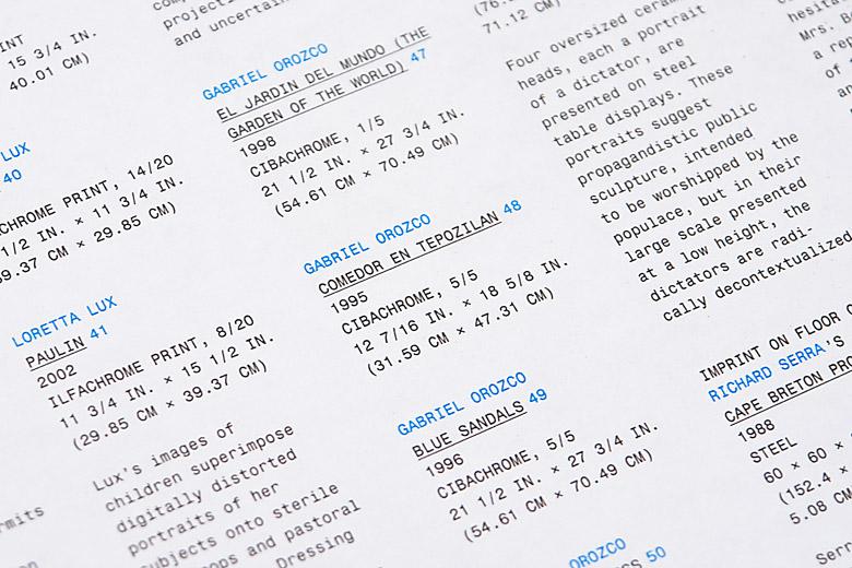 Project Projects — CCS Bard print materials