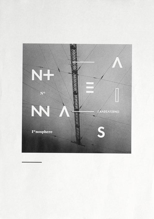 antennas — typography - Astronaut