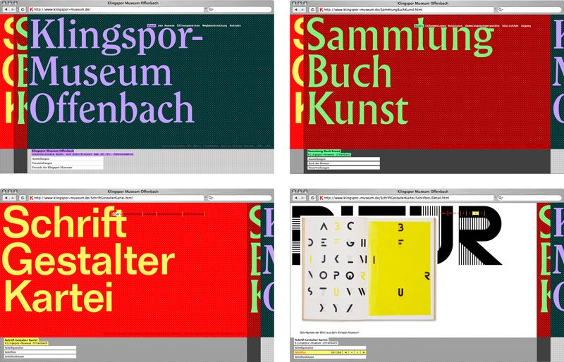 Type Designer Archive : Studio Laucke Siebein