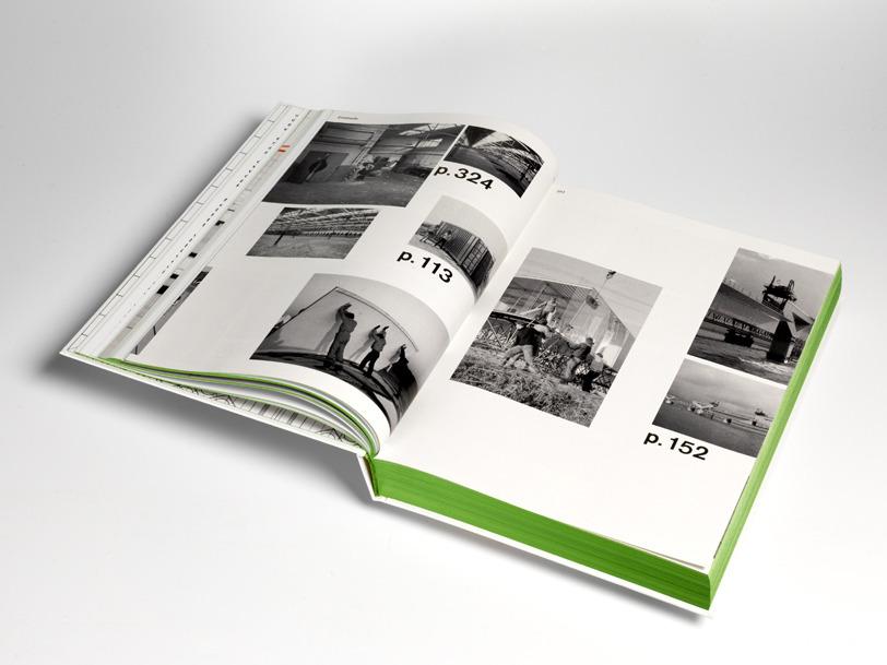 Monograph Benthem Crouwel : Studio Laucke Siebein