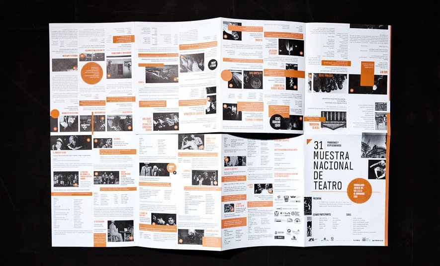 Poster – Programa 31MNT | Manifiesto Futura
