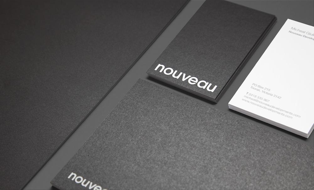 Nouveau Developments : Hunt.   Multi-disciplinary design studio   Melbourne