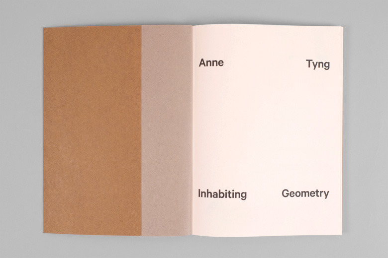 Project Projects — Anne Tyng: Inhabiting Geometry