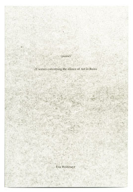 Occasional Papers » (pause)