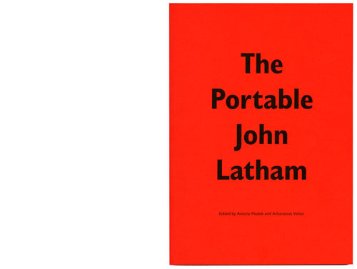 Occasional Papers » The Portable John Latham