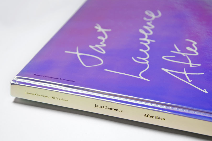 Mark Gowing Design   Publishing   Janet Laurence