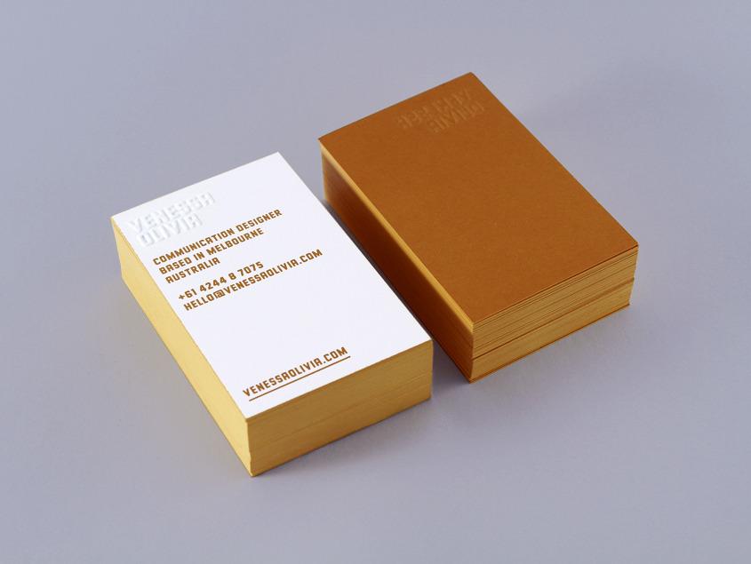 Business card venessa olivia bench business card venessa olivia reheart Choice Image