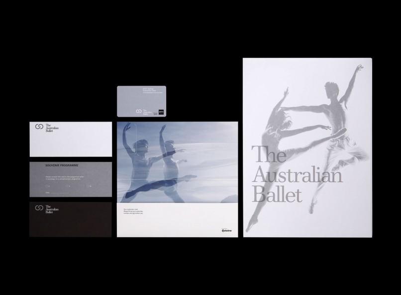 The Australian Ballet Brand ID | 3 DEEP