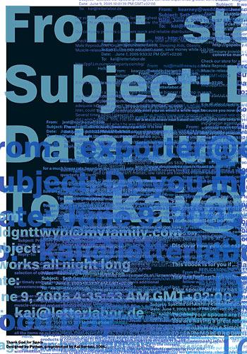 Letterlabor 3.0 | Poster series