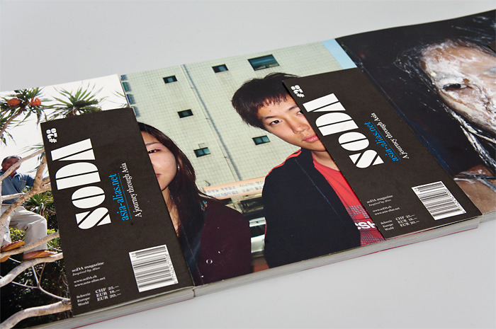 soDA Magazin - Resort – Grafiker, Webdesign, Grafik Design, Gestaltung, Atelier, Agentur, Zürich