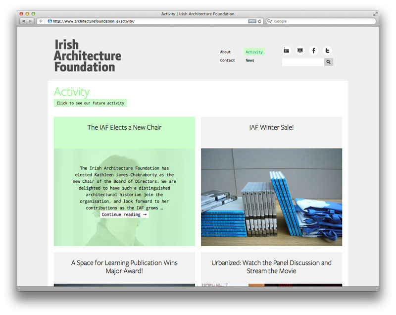Architecture Foundation | Aad